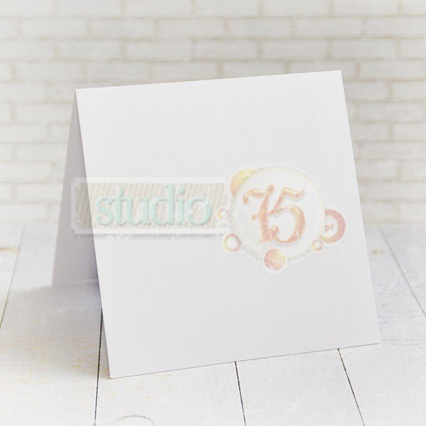 Heavy weight cards- 12x12cm, 20pcs