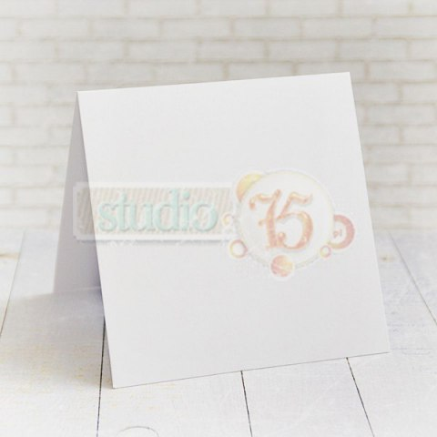 Heavy weight cards- 15x15cm , 20 pcs