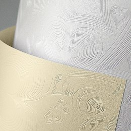 Texture,love cream cardstock