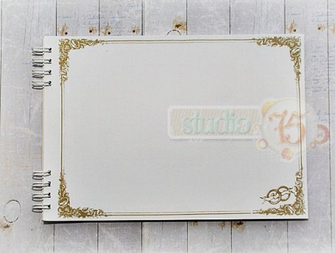 Wedding guest book, 20 cards