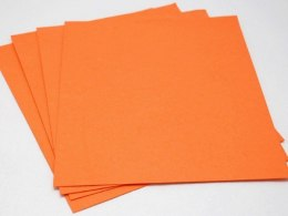 Mulberry paper, A4, orange, 150 gram