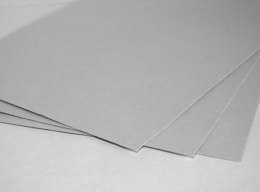 Mulberry paper, A4, grey, 200 gram