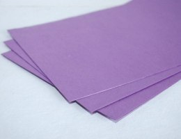 Mulberry paper, A4, violet, 200 gram