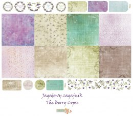 The Berry Copse 12x12 paper set
