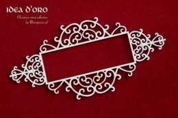 Idea d'oro - sign/ frame 02