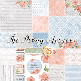 The Peony Avenue 6x6 paper set