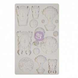 Silicone mould Vintage Portaits FInnabair - Prima Marketing