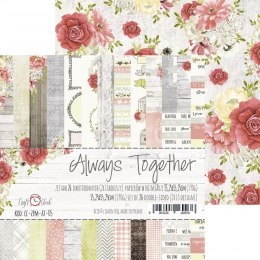 Always Together 6x6 set , 26 pcs