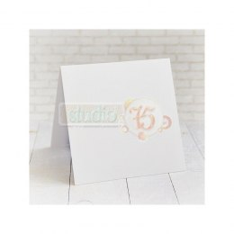 Heavy weight cards- 12x12cm, 5pcs