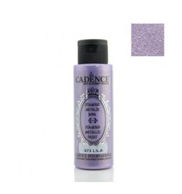 DIAMOND METALIC PAINT 70ml lilac