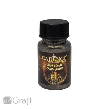 CANDLE PAINT CADENCE 50 ML - ANTHRACITE