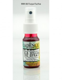 MIX Media Ink Spray Cadence, FUCHIA, 25ml
