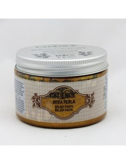 Dora Perla Relief Paste - ANTIQUE GOLD