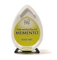 Tusz do stempli Memento Dew drops Pear Tart