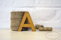 A - Letter HDF 10cm