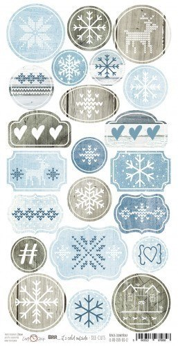 BRR... IT'S COLD OUTSIDE - DIE - CUTS
