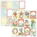 Farmlife paper set ,12 pcs