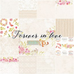 Forever in love - 12x12 paper set