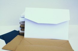 Envelope 220x155mm - white