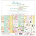 Lovely Day paper set ,12 pcs