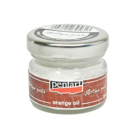 White antique paste/20ml/Pentart