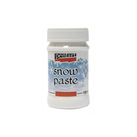 Snow paste/100ml/Pentart