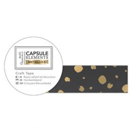 3 M CRAFT TAPE - PAPERMANIA - ELEMENTS METALLICS, GOLD SPOT