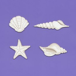 Set of seashells - Marine