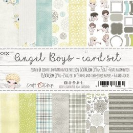 ANGEL BOY - CARD SET