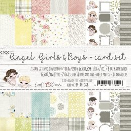 ANGEL GIRLS & BOYS - CARD SET