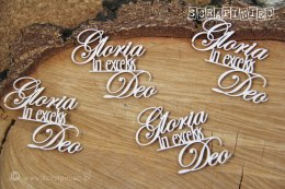 Gloria in excelsis Deo - set 4x