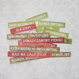 HERITAGE STORIES - DIE - CUTS QUOTES