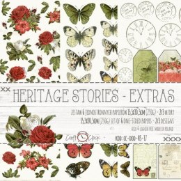HERITAGE STORIES - a set of extras to cut