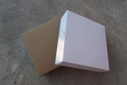 White card box 16x16x5cm