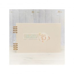 Album base 10x15cm, 10 beige cards