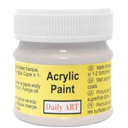 Acrylic Paint, French grey , 50 ml