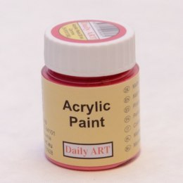 Acrylic Paint, carmine, 25 ml