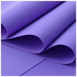 Foamiran 0,6 mm,60 x 70 cm, violet, ON ORDER