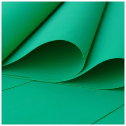 Foamiran 0,6 mm,60 x 70 cm, light green, ON ORDER
