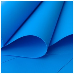 Foamiran 0,6 mm,60 x 70 cm, blue, TO ORDER