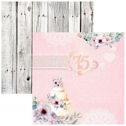 Scrapbooking paper set - Studio75 - Hello Spring - 6x6 - 24 pcs
