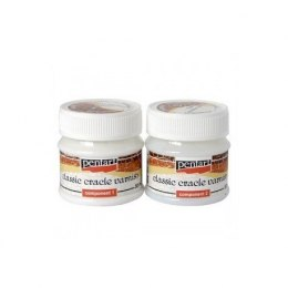 Pentart - classic crackle varnish 50 ml