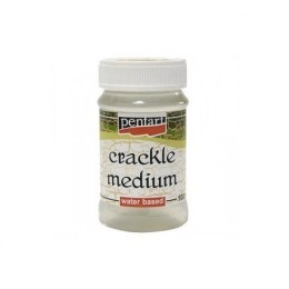 Crackle medium 100 ml, one component