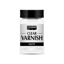 PENTART- CLEAR VARNISH MATTE 100 ML