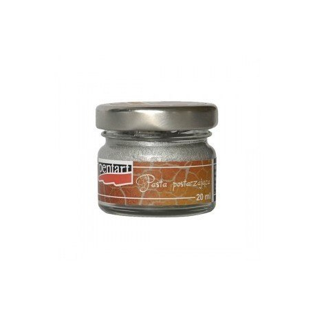 Silver antique paste/20ml/Pentart