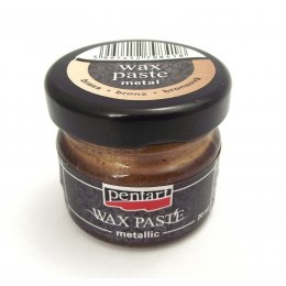 Brown wax paste/20ml/Pentart