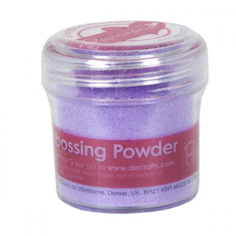 EMBOSSING POWDER - PAPERMANIA - LILAC
