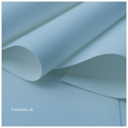 Foamiran 0,6mm 60 x 70 cm, white, TO ORDER