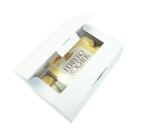 Box Ferrero Rocher 200g white GoatBox