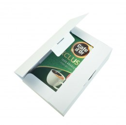 Box 250g white coffee GoatBox